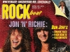 Rock Beat - Cover with Jon & Richie 1990