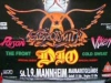 Monsters of Rock Poster 1990