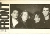 The Front - 1985 Concert Ticket